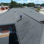 Architectural Roof Shingle Installation